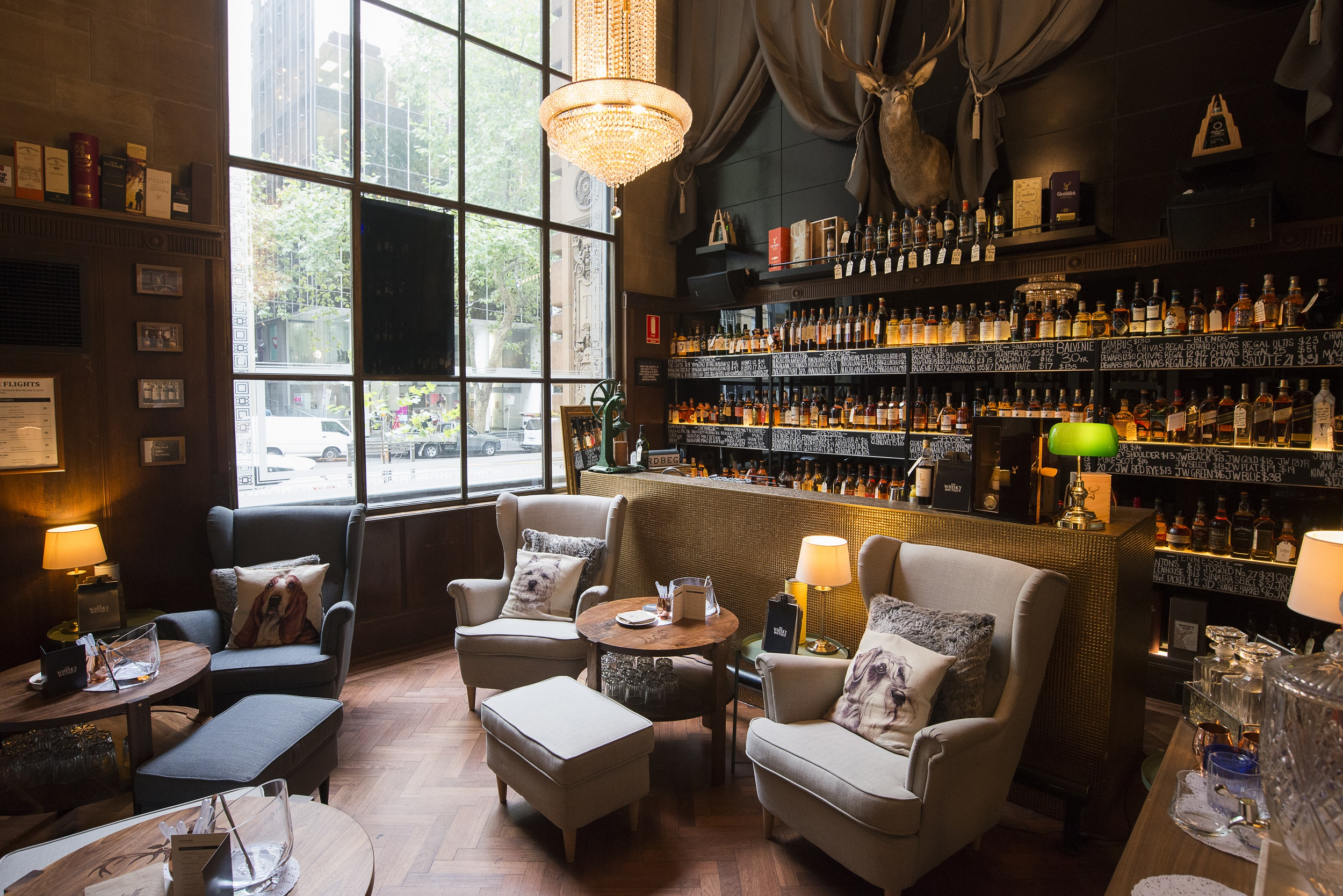 The Whisky Boutique Space